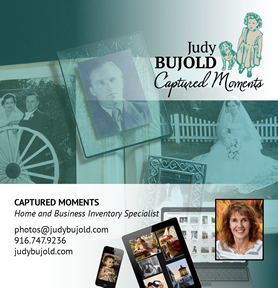 Judy Bujold, Captured Moments