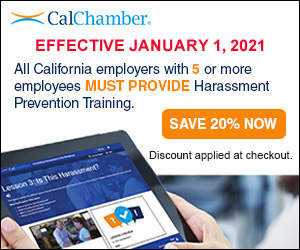 Harassment Prevention Training Available Here!